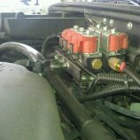 Sequential Injectors Mounted in Blazer