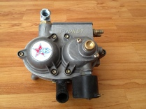 Pocket 3 stage Regulator