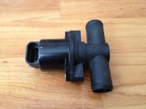 Closed loop low pressure stepper valve